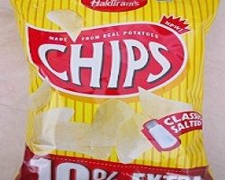 CHIPS CLASSIC SALTED 60.5GMS