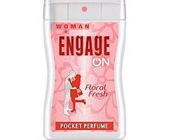 Engage On Floral Fresh Pocket Perfume -18ml