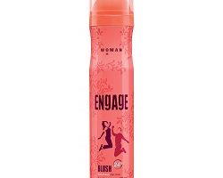 Engage Blush Bodylicious Deo Spray For Women,150 ml
