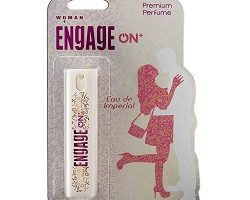 Engage ON+ Imperial Premium Pocket Perfume for Women, 10ml
