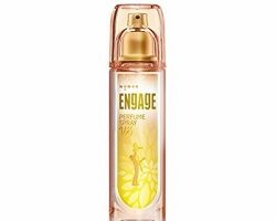 Engage W2 Perfume Spray For Women, 120 ml