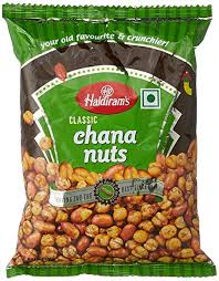 Haldiram Chana Nuts 200 gm