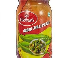 Haldiram Green Chilli