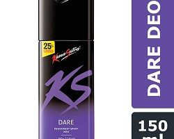 Kama Sutra Dare Deodorant for Men, 150ml