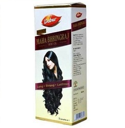Dabur Maha Bhringraj Hair Oil (200 ml)