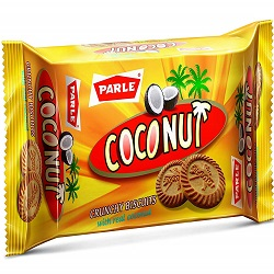 Parle Coconut Crunchy Biscuit
