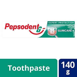 Pepsodent Toothpaste - Gum Care, Expert Protection, 140 g