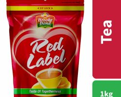 Brooke Bond Red Label Tea, 1 kg