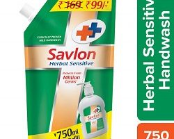 Savlon Herbal Sensitive Handwash 750ml