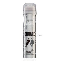 Engage Woman Deo - Drizzle, 150 ml Can