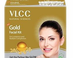 VLCC Natural Gold facial kit