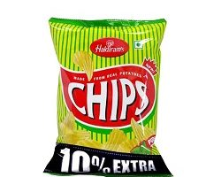 CHIPS PUDINA TREAT 60.5GM