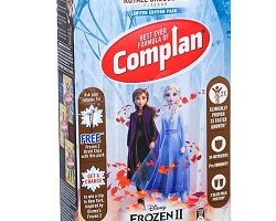 Complan Best Ever Formula Royal Chocolate Refill Powder (Free Frozen 2 Braid Clips) 500 gm