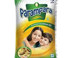 Parampara soyabean oil