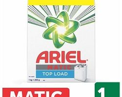Ariel Matic Top Load Detergent Washing Powder , 1 kg