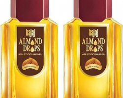 Bajaj Almond Drops, Hair Oil, 300ml
