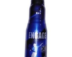 Engage Bodylicious Deodorant Spray - Spirit (For Men) - 150 Ml