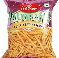Haldiram Chilli Chatak Lachha 200 gm