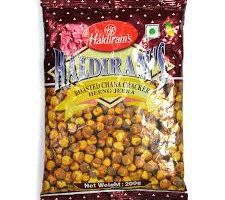 Haldiram Roasted Chana Cracker Heeng Jeera 200gm