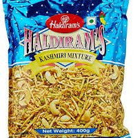Haldiram Kashmiri Mixture 200gm