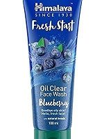 Himalaya Fresh Start Oil Clear Face Wash, Blueberry, 50ml