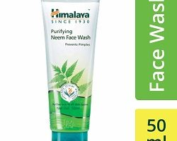 Himalaya Herbals Purifying Neem Face Wash, 50ml