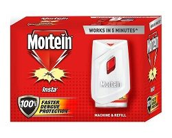 Mortein Insta5 Combo Machine with Refill