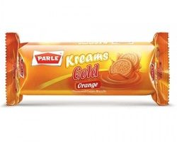 Parle Kream Orange Biscuit