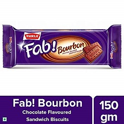 Parle Hide and Seek Bourbon, 150g