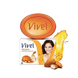 Vivel Glycerin Soap 50 gm