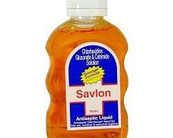 Savlon Antiseptic – Disinfectant Liquid, 50 ml