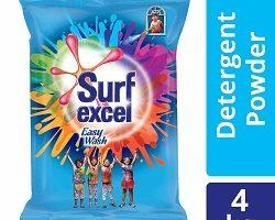 Surf Excel Easy Wash Detergent Powder, 4 kg